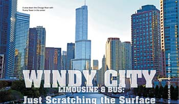 Windy City - Limousine Spinning Wheels group - Going Global & Global Partners group