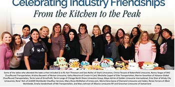 Sponsors of the Mary Johnson Baking event - Driving Results and Kathleen Messina