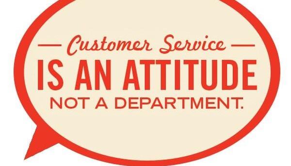 Create a friendly customer service zone all around you driving results m4hsunfo
